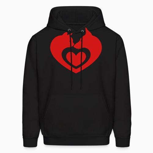 Cats and Dog  - Cats Lovers Hooded sweatshirt