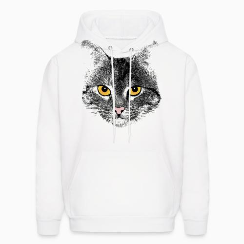 Cats Face  - Cats Lovers Hooded sweatshirt
