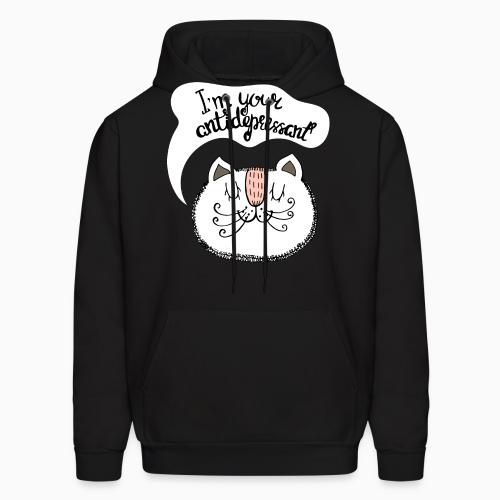 I'm your antidepressant - Cats Lovers Hooded sweatshirt