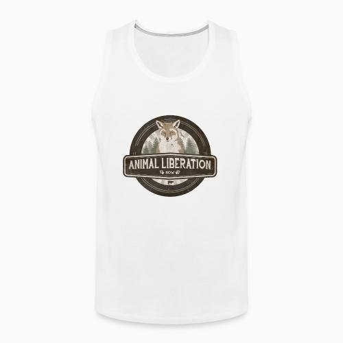 Animal liberation now - Animal Rights Activism Tank top