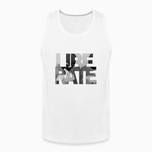 Liberate - Animal Rights Activism Tank top