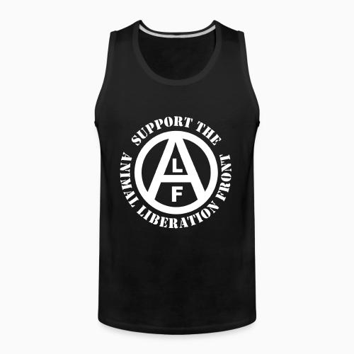Support the Animal Liberation Front (ALF) - Animal Rights Activism Tank top