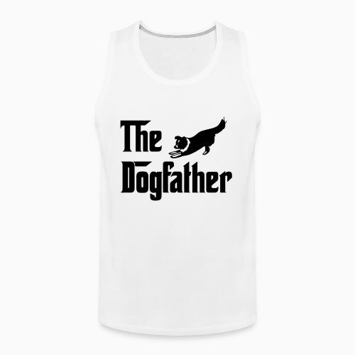 The Dogfather - Dog Breeds Tank top