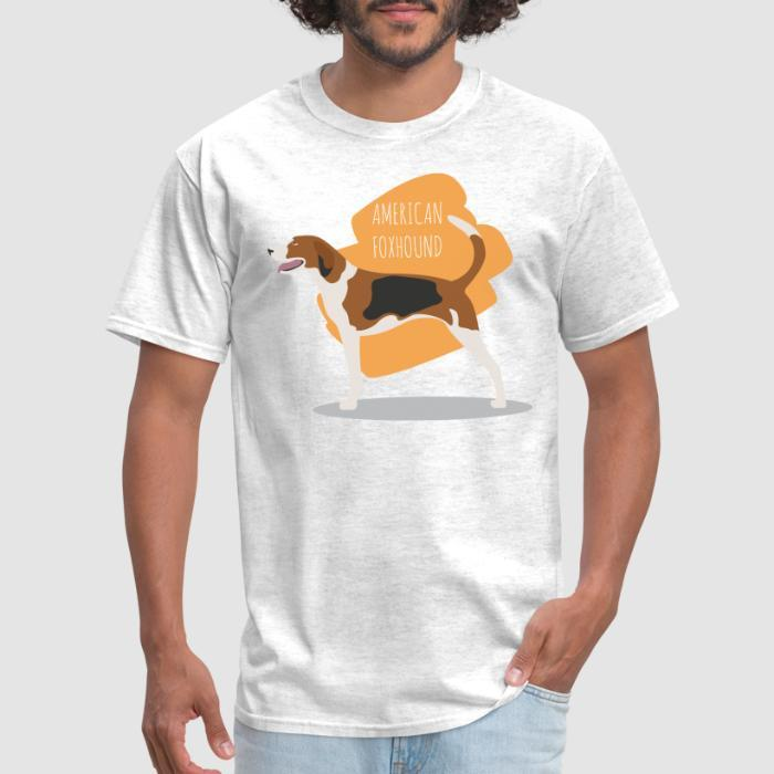 Every Day is Hound Dog Day American Foxhound Long Sleeve T-Shirt