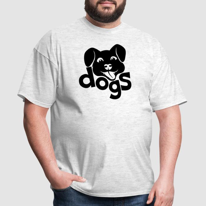 Dogs  - Dogs Lovers T-shirt
