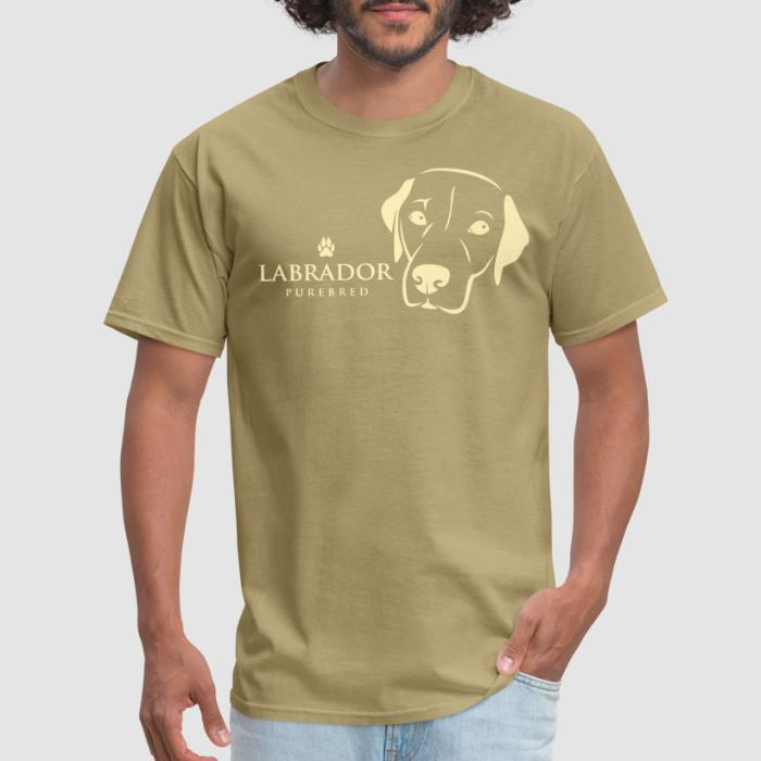 Labrador purebread - Dog Breeds T-shirt