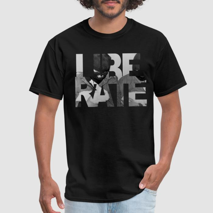 Liberate - Animal Rights Activism T-shirt
