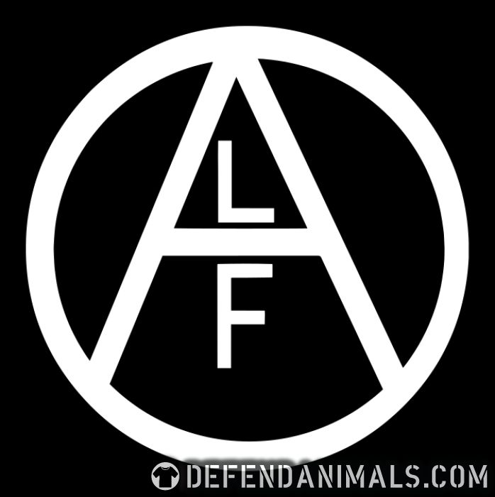 ALF - Animal Liberation Front - Animal Rights Activism T-shirt