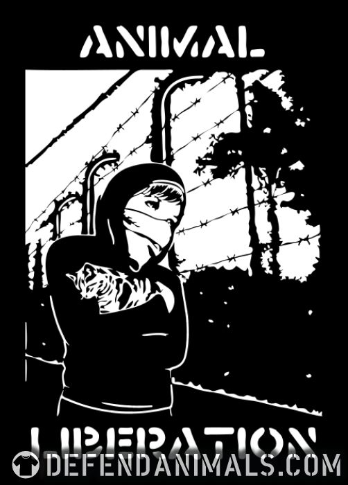 Animal liberation - Animal Rights Activism T-shirt