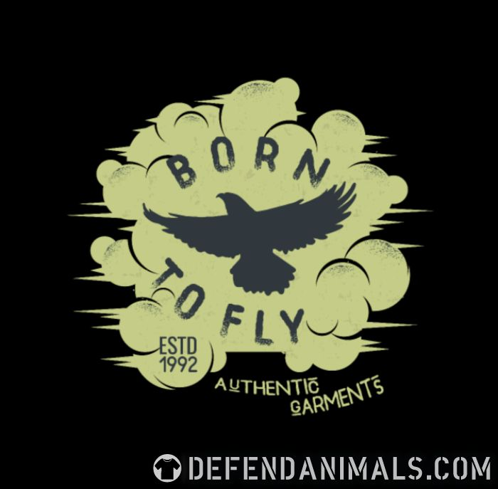 Born to fly  -