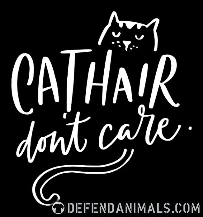 Cathair don't care  - Cats Lovers Women T-shirt