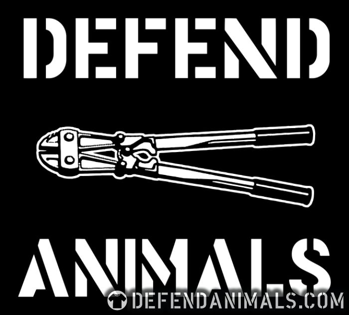 Defend animals - Animal Rights Activism Tank top