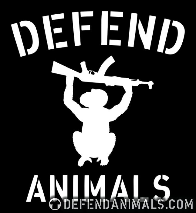 Defend animals - Animal Rights Activism Long sleeves