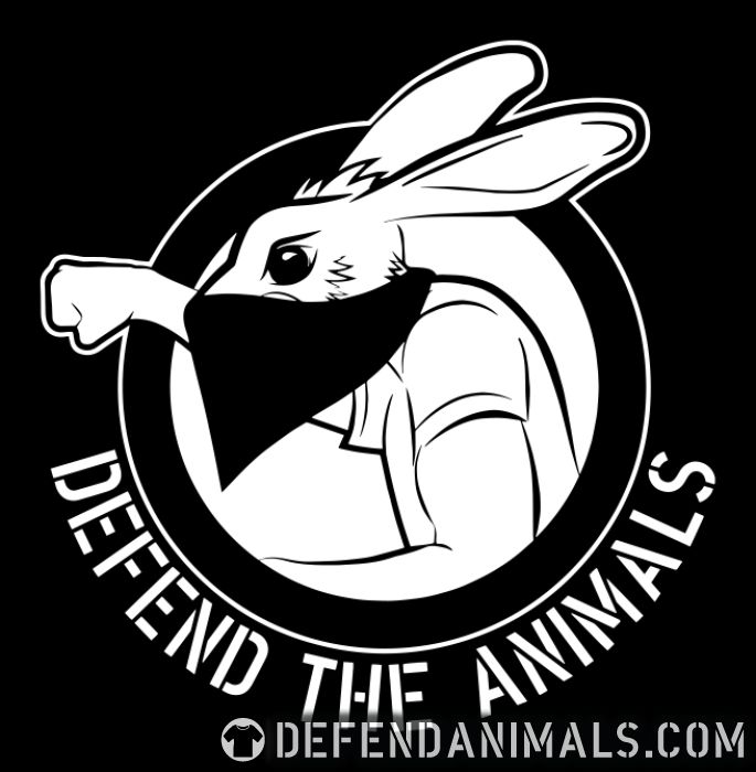 Defend the animals - Animal Rights Activism Kids t-shirt