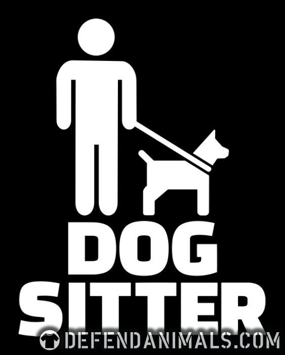 Dog sitter - Dogs Lovers T-shirt