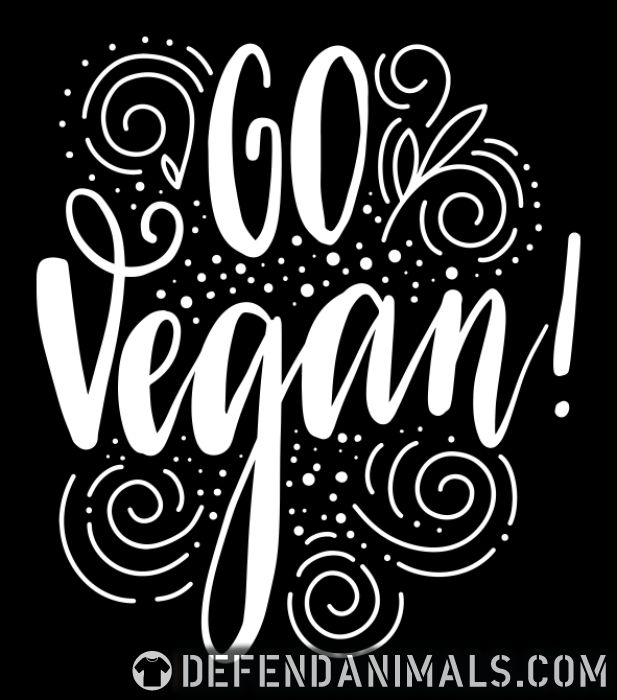 go Vegan  - Vegan Tank top