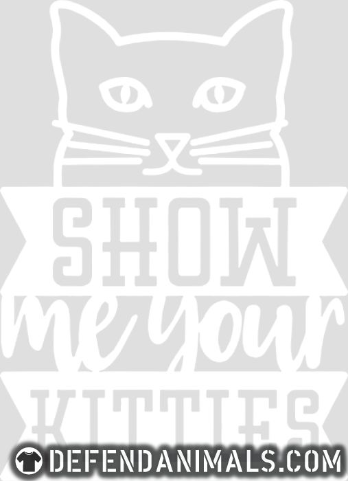 How me your kittes  - Cats Lovers Zip hoodie