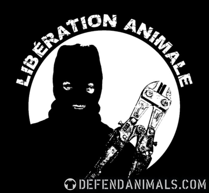 Libération animale - Animal Rights Activism T-shirt