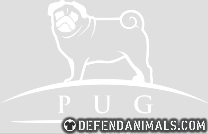 Pug purebred - Dog Breeds Women Organic T-shirt