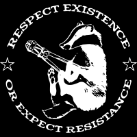 Respect existance or expect resistance  - Animal Rights Activism T-shirt