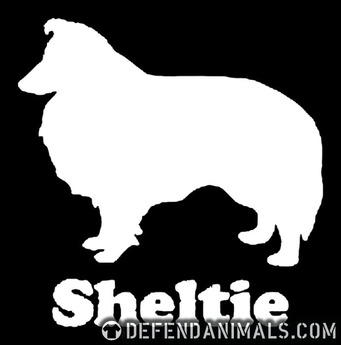 sheltie  - Dog Breeds Women Organic T-shirt
