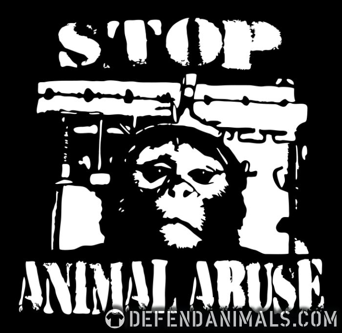 Stop animal abuse - Animal Rights Activism Women Organic T-shirt