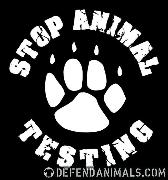 Stop Animal testing - Animal Rights Activism T-shirt