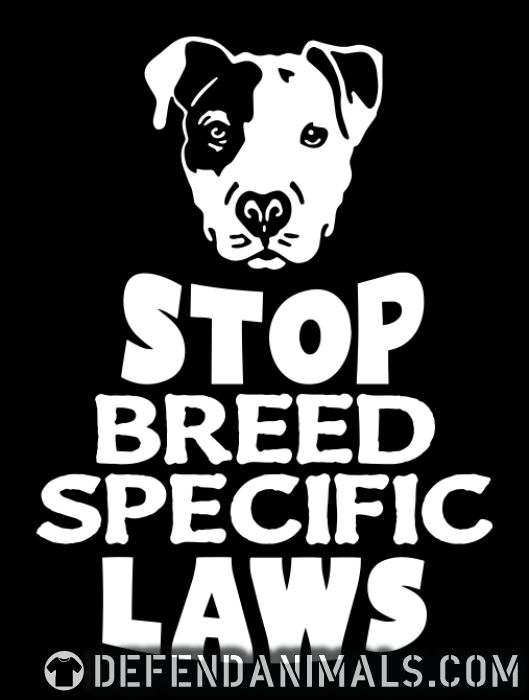 Stop breed specific laws - Dogs Lovers Women T-shirt