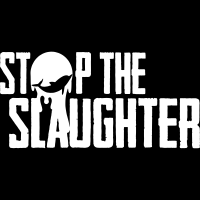 Stop the slaugther - Animal Rights Activism T-shirt