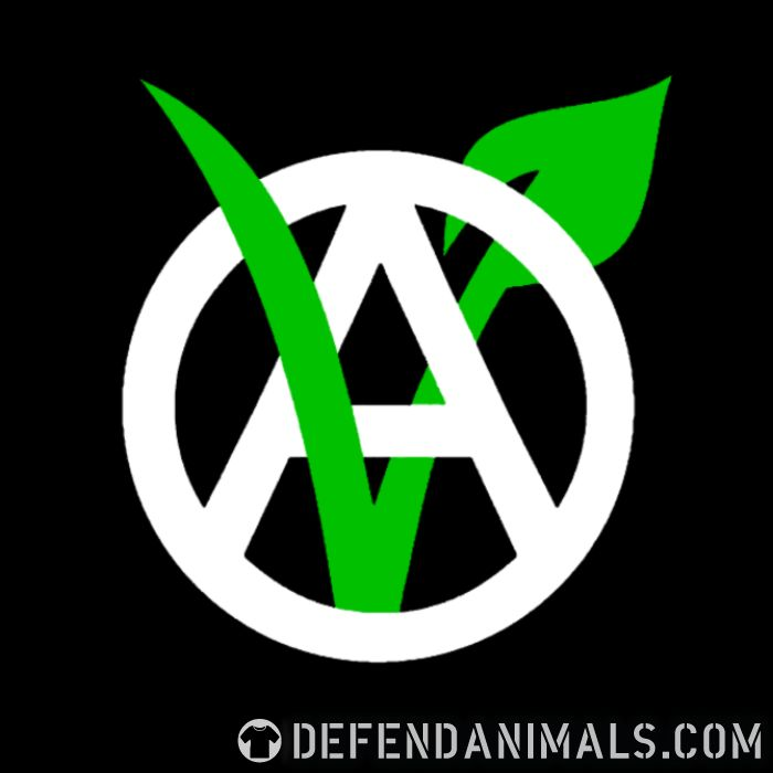 Vegan anarchist