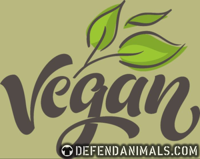 Vegan  - Vegan Hooded sweatshirt