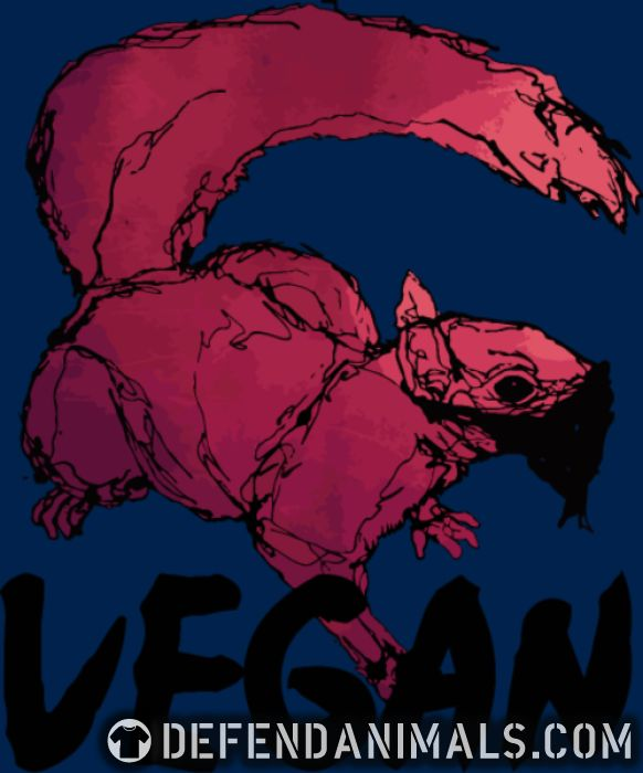 Vegan - Vegan T-shirt
