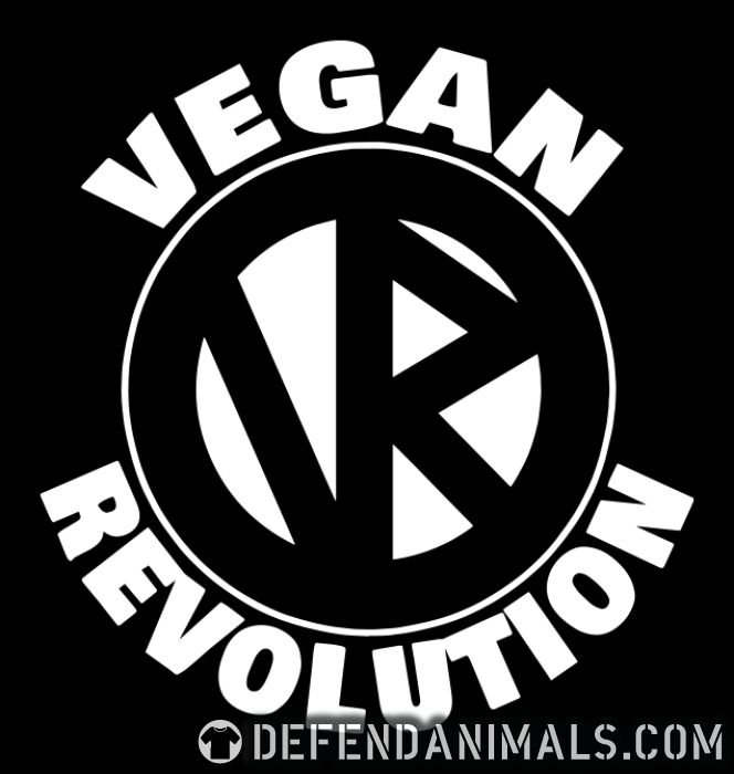 Vegan Revolution - Vegan T-shirt