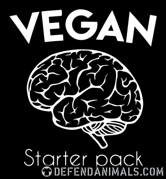 Vegan starter pack  - Vegan T-shirt