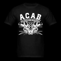 A.C.A.B. all cats are beautifful