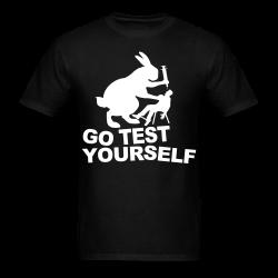Go test yourself