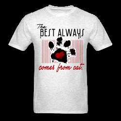 The best always comes from cat