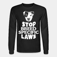 Long sleeves stop breed specific laws