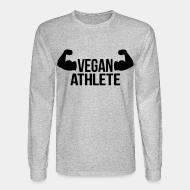 Long sleeves Vegan  athelete