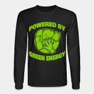 Long sleeves powered by green energy