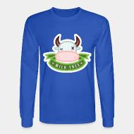 Long sleeves Milk free
