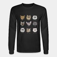 Long sleeves Persian / Maine coon / Exotic Shorthair / british / stanese / bengali / siberian / scotthish fold