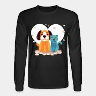 Long sleeves Cat and Dog