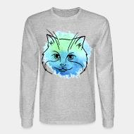 Long sleeves Cat face