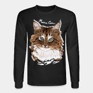 Long sleeves Maine Coon