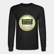 Long sleeves Vegan not tested on animals