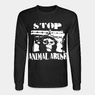 Long sleeves stop animal abuse