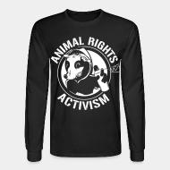 Long sleeves Animal rights activism