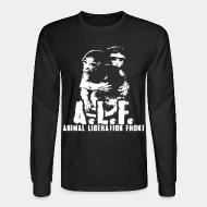 Long sleeves A.L.F animal liberation front