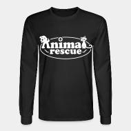 Long sleeves animal rescue